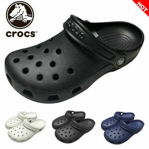 UK Sale For ᴄrocs Adults Mens/Womens Classic Cayman Clogs New Colours & Sizing