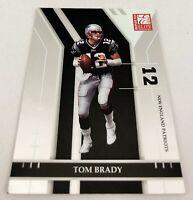 2004 Donruss Elite Tom Brady Card #58 NM+