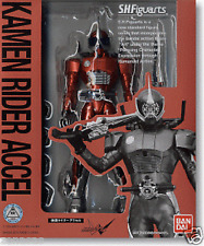 Used Bandai S.H.Figuarts Masked Kamen Rider Accel PAINTED