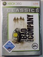 !!! XBOX 360 gioco Battlefield Bad Company Classics, usati ma ben!!!