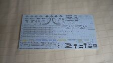 "Hasegawa 09964 ea-18g Growler vaq-141 Shadowhawks ""LOW VISIBILITY"" & vaq-132"