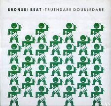 "BRONSKI BEAT ""TRUTHDARE DOUBLEDARE ""  LP SIGILLATO  ITALY POLYGRAM 1986 RARO"