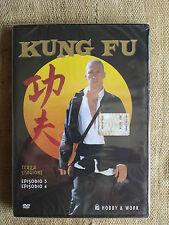 Kung Fu terza stagione episodio 3/4  NUOVO SIGILLATO Hobby & Work