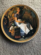 """Norman Rockwell's """"Dreaming in the Attic"""" Limited Edition"""