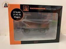 More details for gaugemaster gm7410306 16t mineral wagon in br bauxite 570260- weathered