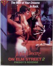 "ULTIMATE FREDDY KRUEGER A Nightmare on Elm Street 2 7"" Action Figure Neca 2017"