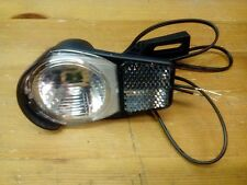 GALEO FRONT DYNAMO LIGHT. NEW,ON/OFF SWITCH.UK SELLER