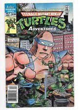 Teenage Mutant Ninja Turtles Adventures #3 - Newsstand Archie Comics 1988 TMNT