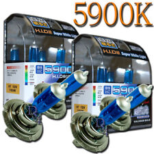 H7 100W White HID Xenon Halogen Headlight Bulbs - 4pcs
