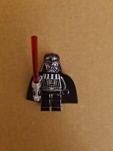 Lego Star Wars Chrome Darth Vader Minifigure 4547551