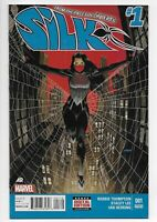 Silk #1 2nd Print (2015) Marvel 1st Solo Series Cindy Moon Spiderverse