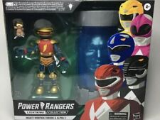Mighty Morphin Power Rangers Lightning Collection Zordon & Alpha 5 IN HAND new
