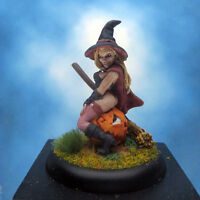 Painted Reaper Miniature Elise the Witch