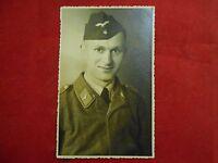 Postkarte Original Original Foto Luftwaffe zweite Weltkrieg Feldpost