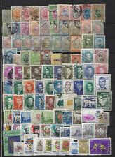 Persien 100 verschiedene gestempelte Marken
