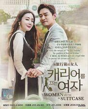 Woman with a Suitcase _ Korean (TV Series) English Sub DVD _Region 0_Choi Ji-woo