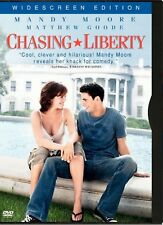 CHASING LIBERTY NEW RARE DVD Mandy Moore Jeremy Piven Secret Service Agents