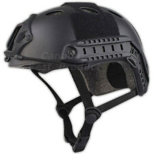 Emerson Fast PJ Style Tactical Airsoft Helmet Without Goggles Low Price Black