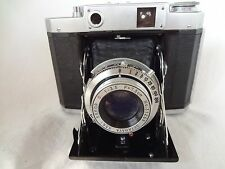 Mamiya6 Vintage Folding Camera w/Sekor S F75/3.5 From Japan Excellent Con 1065C