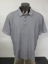 Nordstrom Polo Gray Shirt Size 2XL Cotton Blend