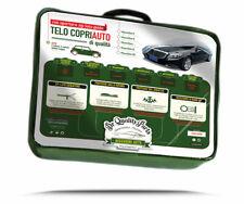 Fiat Stilo 3p Telo Copriauto Felpato in Peva + Cotone con Zip Apertura Porta