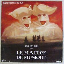 Le maitre de musique 33 tours Jose Van Dam 1988
