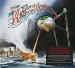 Jeff Wayne's Musical Version of the War of the Worlds (US IMPORT) CD NEW