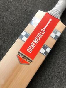 GN GRAY NICOLLS SCOOP XVII 400 CRICKET BAT - UK Edition + AUStock