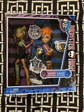 2013 Monster High Werewolf Sister Pack Clawdeen and Howleen Wolf