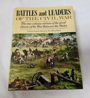 Battles and Leaders of the Civil War Hardcover Book: Civil War FREE SHIPPING