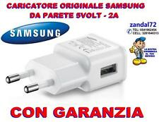 CARICABATTERIA DA CASA SAMSUNG ORIGINALE GALAXY S5 I9600 NOTE 3 ETA-U90EWE B.