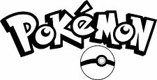Pokemon Go Car/Window/Van JDM VW VAG EURO Vinyl Decal Sticker Surf Skate Kids