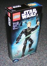 STAR WARS LEGO 75110 LUKE SKYWALKER BUILDABLE FIGURE BRAND NEW SEALED