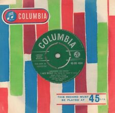 "Ottilie Patterson(7"" Vinyl)I Hate Myself/ Come On Baby-Columbia-DB 4834-VG/VG"