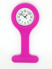 Ravel nurse fob watch pink R1103.2