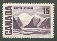CANADA #463ii MINT VF