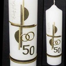 Kerze Goldene Hochzeit Günstig Kaufen Ebay