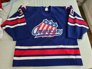 CCM Authentic Team Issued Rochester Americans Grant Fuhr Jersey vintage 90s rare