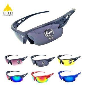 Men Women Sunglasses UV400 Plastic Eyewear Explosionproof MTB Bicycle Goggle