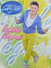 DANIELE NEGRONI - A2 Poster (XL - 42 x 55 cm) - Clippings Fan Sammlung NEU