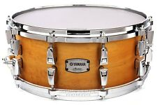 Yamaha Absolute Hybrid Snare Drum 14x6 Vintage Natural - Video Demo