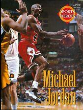 1995 Beckett Sports Heroes Tribute Magazine  Michael Jordan - Chicago Bulls