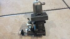 Vintage RC Engine ENYA SS 35 Model 4301 with Muffler Great
