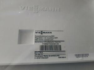 Viessmann Regelung GG1 13-35 kW 7825241 Vitodens 200 300 mit Vitotronic 2004-07