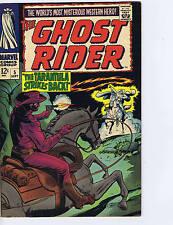 Ghost Rider #5 Marvel Pub 1967