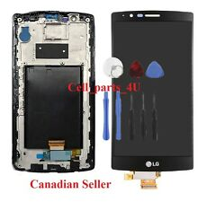 Black LG G4 H810 H811 H812 VS986 LCD Screen with Digitizer + Frame + Tools