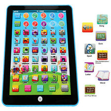 Educational Toys Baby Tablet For 1-6 Years Old Kids Learning & Playing Gift
