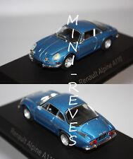 Norev Renault Alpine A110 Bleu 1973 1/43 517820