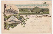 Eisenbahn & Bahnhof Ansichtskarten vor 1914 aus Rheinland-Pfalz