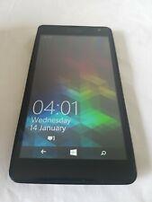 Microsoft Nokia Lumia 535 - 8GB-Nero (Sbloccato) Smartphone